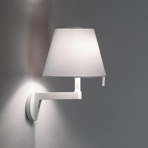 Imagen de Lámpara de Pared Melampo Mini Wall gris ArteMide