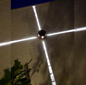 Imagen de Lámpara de Pared Effetto Round LED oxido ArteMide