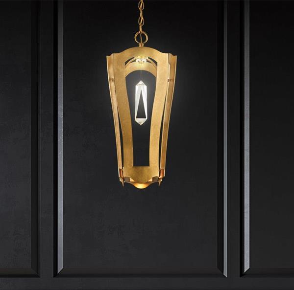 Lámpara de Techo Linterna Pendant Small 2L Schonbek