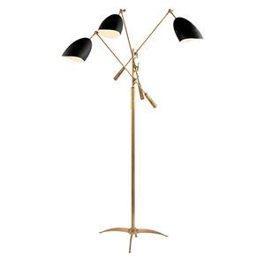 Imagen de Lámpara de Pedestal Sommerard Triple Arm 3L Visual Comfort