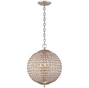 Imagen de Lámpara Colgante Renwick pequeña esfera 4L Visual Comfort