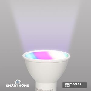 Imagen de Bombillo LED Smart GU10 RGB wifi (2 pack)