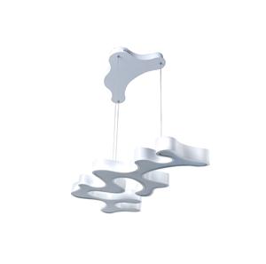 Lámpara Colgante LED blanca