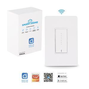 Imagen de Interruptor Inteligente blanco Smart Home (1 pieza)