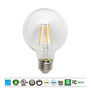 Imagen de Bombillo LED Filamento G25 2700k Maxlite