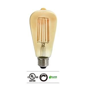 Imagen de Bombillo LED Vintage Filamento ST18 2200k Maxlite