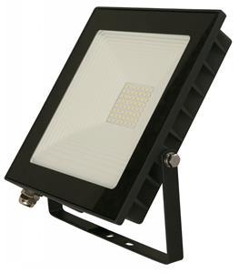 Imagen de Lámpara Reflectora Ext. LED 6500k negro 50w