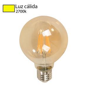Imagen de Bombillo LED Filamento G95 2700k