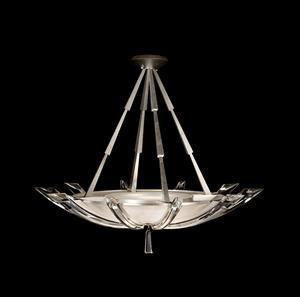 Imagen de Lámpara Round Pendant Vol de Cristal 3L Fine Art