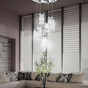 Lámpara Colgante LED 7L Eurofase