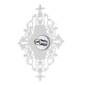Imagen de Lámpara de Pared Royal Wall Sconce clear Eurofase