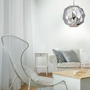 Lámpara Pendant Studio 1L chrome