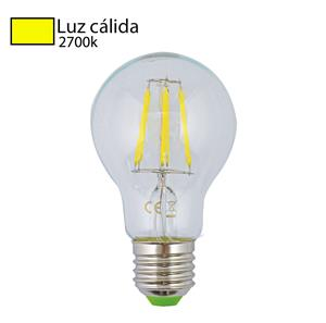 Imagen de Bombillo LED A19 Abolu 2700k