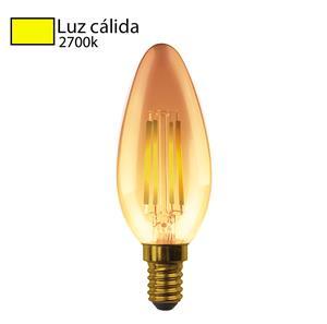 Imagen de Bombillo LED Vintage C35 2700k Abolu