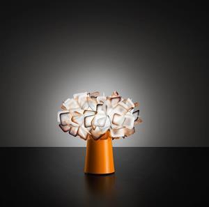 Lámpara Clizia Table Orange Slamp