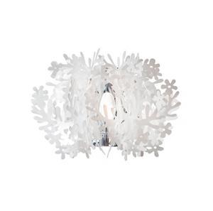 Imagen de Lámpara de Pared Mini Fiorella blanca Slamp