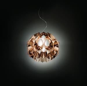 Imagen de Lámpara de Suspensión Medium Flora 3L copper Slamp