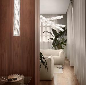 Imagen de Lámpara de Techo LED Hugo Suspension Prisma Slamp
