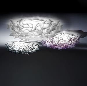 Lámpara Techo Pared 3L Silver lar