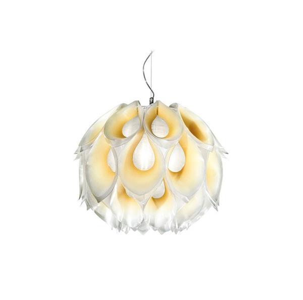 Lámpara Suspensión 3L yellow medium