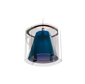 Lámpara Suspensión aquamarine slamp