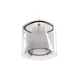 Imagen de Lámpara de Suspensión Harris 1L blanco Slamp