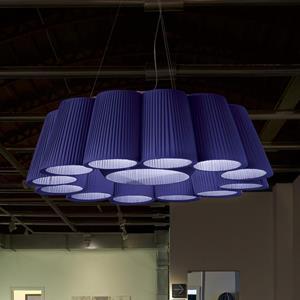 Imagen de Lámpara Colgante Florinda 13 purpura Modoluce
