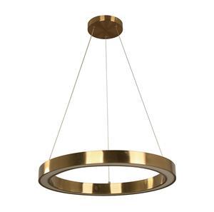 Imagen de Lámpara Colgante LED Anillo 25w dorado 3000k