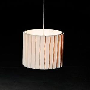 Imagen de Lámpara de Suspensión Pylon 1L marfil Foscarini