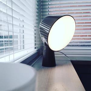 Imagen de Lámpara de Mesa Binic 1L gris Foscarini