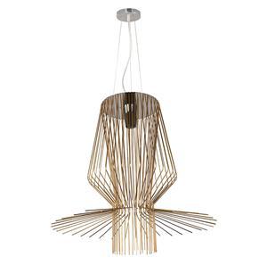 Imagen de Lámpara de Techo Blades 1L dorado