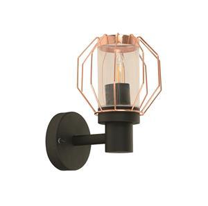 Imagen de Lámpara Aplique de Exterior 1L negro