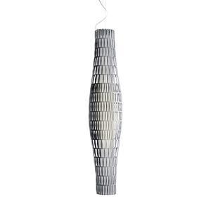 Imagen de Lámpara Colgante Tropico Vertical 1L cromo Foscarini