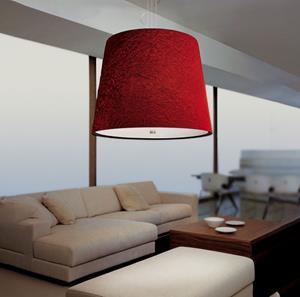 Imagen de Lámpara Colgante Dress 50 Rosso Morosini