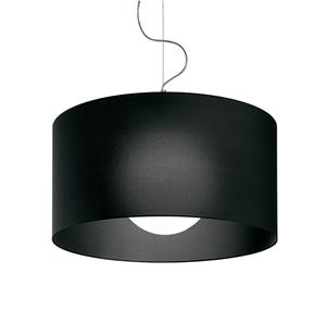 Imagen de Lámpara Colgante Fog 70 negro Morosini