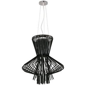 Imagen de Lámpara de Techo Blades 2L negro Arteluce