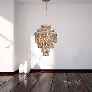 Lámpara Colgante 19L Dolcetti Cor