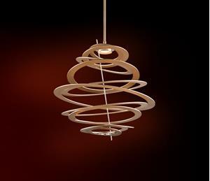 Imagen de Lámpara Colgante LED Spellbound 1L Corbett
