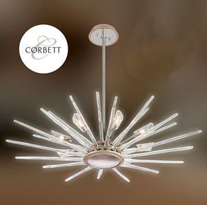 Imagen de Lámpara Colgante Chill 8L Pendant Medium Corbett