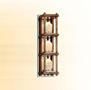 Imagen de Lámpara LED de Pared Enlightened 3L Corbett