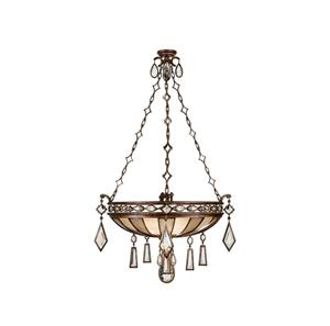 Imagen de Lámpara Colgante Encased Gems 1L Fine Art