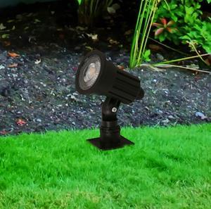 Lámpara de Jardín estaca LED 2p