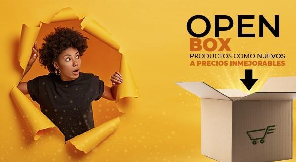 Lámparas Open Box
