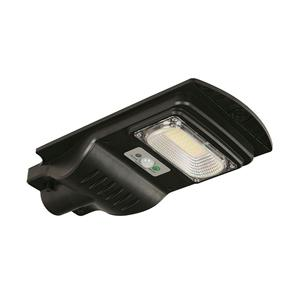 Lámpara LED Ext. de calle black 6000k