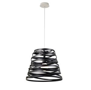 Imagen de Lámpara Colgante Curl May Light 1L negro Studio
