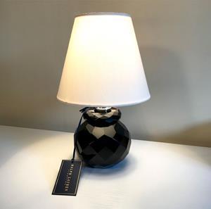 Imagen de Lámpara de Mesa Daniela Accent black crystal Ralph Lauren