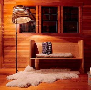 Imagen de Lámpara de Piso TILT 1L Graypants