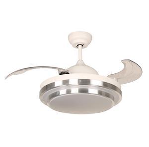 """Imagen de Ventilador de Techo LED Expandible 42"""" blanco"""