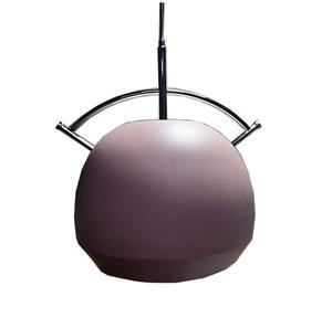 Lámpara Colgante 1L morada OB