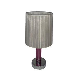 Lámpara de Mesa 1L morado